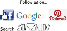 Remember, The Gem Gallery is on three different social media sites! Follow us on Facebook, Pinterest, and Google Plus, and let your friends and family know! Follow Us, Social Media Site, Gem, Posts, Facebook, Friends, Gallery, Google, Amigos