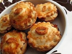 Pastelles -- mini meat pies | Recipes - Muffin Tin | Pinterest | Meat ...