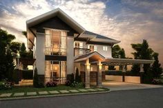 Lombardy House, opens the master-planned subdivision in Guadalupe. A single detached house with a modern contemporary and Asian architectural designed. Accessibility to hospitals, police, schools, business center, commercial and government centers, and other important destinations.