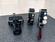 Just very happy with my small Bolex collection.