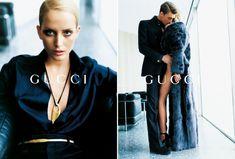 Georgina Grenville & Ludovico Benazzo by Mario Testino, Gucci F/W 1996