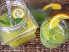 Ev yapımı zencefilli gazoz - Health and wellness: What comes naturally Healthy Eating Tips, Healthy Nutrition, Healthy Foods To Eat, Healthy Recipes, Summer Drink Recipes, Summer Drinks, Non Alcoholic Drinks Healthy, Homemade Ginger Ale, Vegetable Drinks