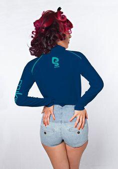 Original Blue Back Snikwah Icon- Back | Sizes: Women's S-XL