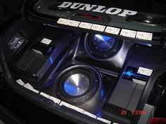 speaker system setup for car | car sound set up