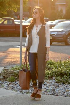 sleeveless trench vest http://rstyle.me/~8bKNu