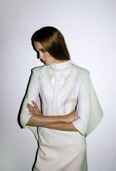 Tessa Bennenbroek by Kirill Kuleski for Bullett Magazine Summer 2012