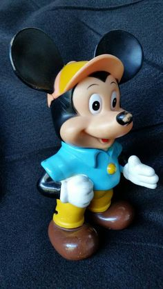 Check out this item in my Etsy shop https://www.etsy.com/listing/487454915/1970s-mickey-mouse-walt-disney