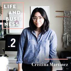 Life & Business: Cristina Martinez | Design*Sponge