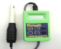 Water Hardness/Water Tests meter The hardness of water is due to the presence of magnesium and calcium.  http://www.lab360.co.in/water-testing-equipments.htm