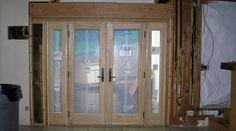 Andersen Patio Door - Page 2 - Windows, Siding and Doors Kitchen Patio Doors, Anderson Doors, Side Door, Home Reno, French Doors, Exterior, Kitchen Inspiration, Kitchen Ideas, Windows