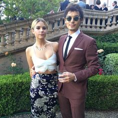 Ashley Benson and Tyler Blackburn are so chic!