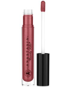 A smooth, creamy formula that delivers high coverage color with a glass-like finish. Wear alone or layer with lipstick for intense color and shine.   High-gloss sheen.   Full coverage color.   34 shad