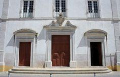 Portugal - Portimão - Antigo colégio dos Jesuítas - Igreja do Colégio dos Jesuitas
