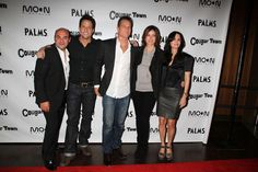 """Brian Van Holt Photos: Celebs at the """"Cougar Town"""" Viewing Party in Vegas"""