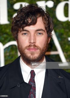 LONDON, ENGLAND - FEBRUARY 07:  Tom Hughes attends the London Evening Standard British Film Awards at Television Centre on February 7, 2016 in London, England.  (Photo by Karwai Tang/WireImage)