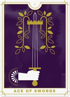 Detailed Tarot card meaning for the Ace of Swords including upright and reversed card meanings. Access the Biddy Tarot Card Meanings database - an extensive Tarot resource. Astrology Taurus, Zodiac Horoscope, Capricorn Traits, Horoscopes, Gemini, Love Tarot Card, Ace Of Swords, Taurus Constellation, Online Tarot