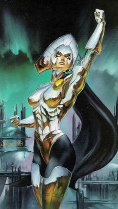 Lilandra (Lilandra Neramani) Xmen