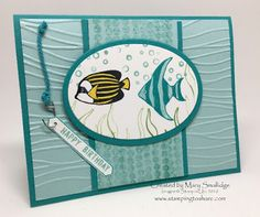 Stamping to Share: Stamping to Share July 2016 Demo Meeting Swaps Part One
