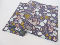 Organic Changing Mat, Baby Changing Pad, Waterproof Baby Changing Mat by HammyandBoo on Etsy