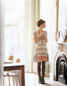 From the Anthropologie October 2009 catalog.