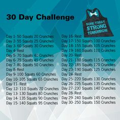 """""""30 Day Fitness Challenge"""" by justcallmegabi-1 on Polyvore"""