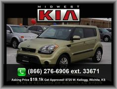 2013 Kia Soul Soul+ Wagon  Digital Audio Input, Variable Intermittent Front Wipers, Independent Front Suspension Classification, Transmission Hill Holder, Regular Front Stabilizer Bar, Trip Computer,