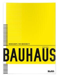 Bauhaus Book Cover - C R U Z A D O