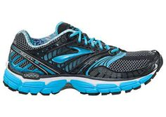 My new running shoes!  Trying out Brooks Glycerin this time instead of my ususal Asics.