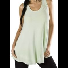NWT Body Fit by Afra White Scoop Hem Flared Tunic New with tags. Made of unique high grade Viscose Spandex material. Designed for layering. Great casual and evening wear. Well fitting and skin friendly. High stretch for fuller figure. Retains rich colors. No nylon, breathes well in summer with winter thermal protection. Easy wear for traveling. No static electricity. Bust 20 inches with lots of stretch. Length 28 inches. This listing is for the white top. Seam pockets on the side. Body Fit…