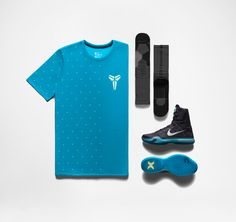 This Nike Kobe 10 'Commander' collection takes inspiration from the president's Honolulu high school team and is available now.