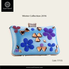 1cee5df61 #scarf_Home will makes your night spectacular Check Our Evening Clutch bags,  from our winter