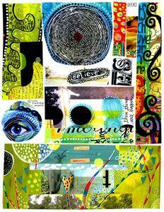 28 NEW collage sheets! | teesha's circus
