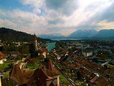 Interlaken - - love this place