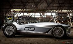 2017 Infiniti 'Prototype 9' Roadster Concept