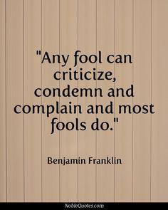 Benjamin Franklin Quotes | http://noblequotes.com/