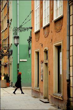Гданьск, старинный польский город, в 1997 году отмечалось его тысячелетие ~ Дизайн красивых интерьеров и вещей