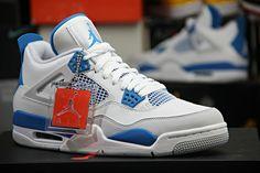 Jordan IV Military Blue