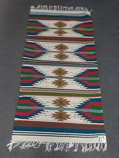 Zapotec rug 30x60,100% Wool Rug,Home decor,Handwoven,organic colors,Oaxaca,#813 | Collectibles, Cultures & Ethnicities, Latin American | eBay!