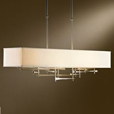 Cavaletti Linear Suspension by Hubbardton Forge at Lumens.com
