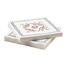 UTFÖRLIG Paper napkin  - IKEA $1.99/30pk