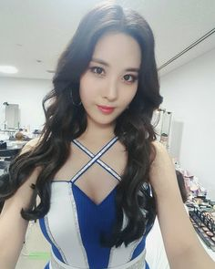 SNSD SeoHyun delights fans with her beautiful selfie ~ Wonderful Generation
