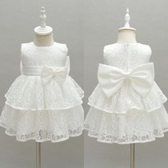 How about it in WHITE!!! Available at babymea.com Dont miss the SALE!! Perfect for the Holidays @love.babymea #whitedress #babygirl #holidayseason #babyproducts #babyinstyle #almostchristmas #lacedress #adorable #bow Lace Dress, White Dress, Cute Babies, Flower Girl Dresses, Bows, Holidays, Wedding Dresses, Instagram Posts, Clothes