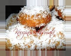 Xmas Food, Christmas Sweets, Christmas Recipes, Greek Cookies, Delicious Desserts, Dessert Recipes, Greece Food, Greek Sweets, Crazy Cakes