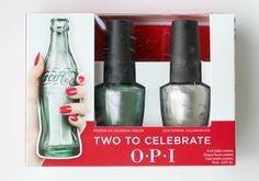 Sorteo Esmalte de Uñas Opi Coca Cola Collection