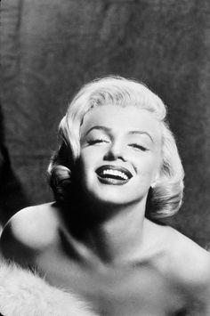 Marilyn by Frank Powolny 1953