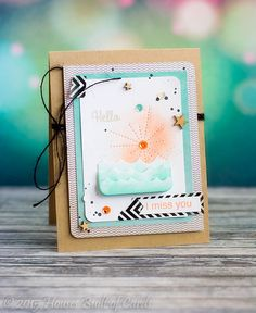 Created by Heather  Hoffman using Simon Says Stamp Exclusives.