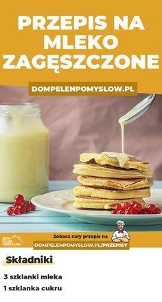 Good Food, Yummy Food, Fat Foods, Happy Foods, Polish Recipes, Quick Snacks, Homemade Cakes, Food Hacks, Cake Recipes