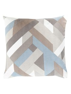 Geo Cluster Decorative PIllow