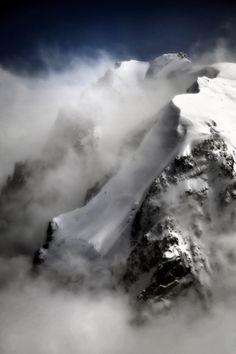 Mont Blanc |Chamonix, Rhone-Alpes, France | Philippe Manguin