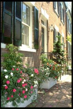 Old Town Alexandria Photos - Images of Historic Alexandria : Cobblestone Streets of Old Town Alexandria